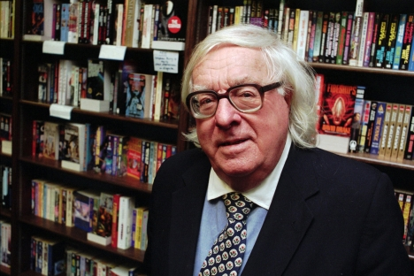 Ray Beadbury will remain one of the most popular writers in Russia. Source: AP