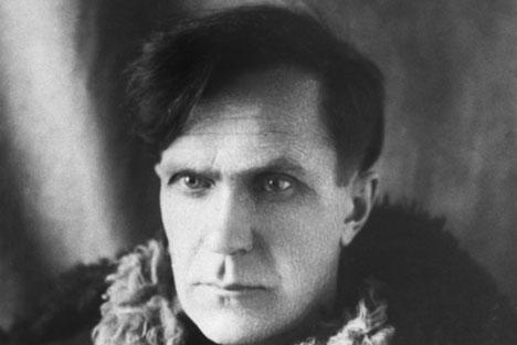 Soviet writer Varlam Shalamov. Source: ITAR-TASS