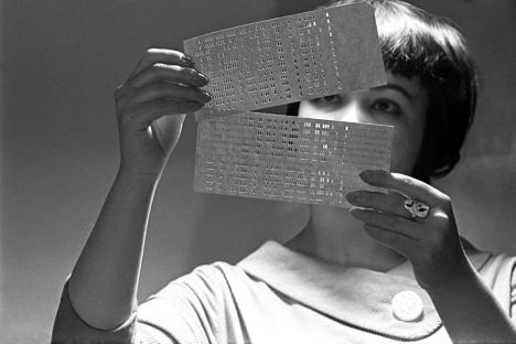 """We,"" an exhibition that consists of 300 Soviet-era photographs. Source: Yuri Abramochkin"