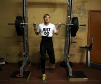 Russian athletes prepare for the Olympics. Sourse: Mikhail Mordasov