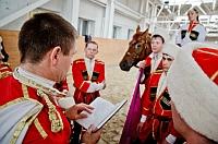 Russian riders to perform at Diamond Jubilee. Source: Ruslan Sukhushin