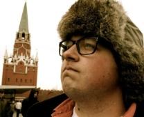 Matthew Bodner explores Russia outside of the classroom. Source: Press Photo
