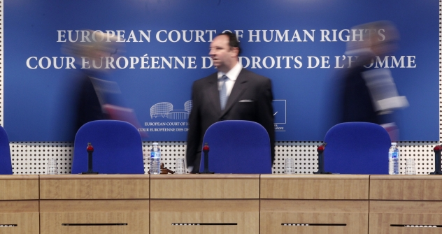 """""""While equality in TV coverage had not, in reality, been achieved during the 2003 elections  the state did not fail to meet its obligation to ensure free elections,"""" said the ECHR judgement published on its website. Source: Reuters"""