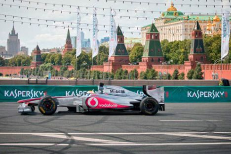 The 2012 Moscow City Racing Show. Source: Ricardo Marquina