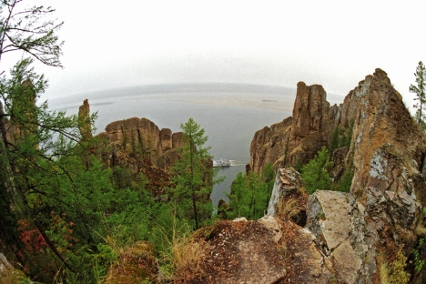 Russia's national park Lena Pillars was included the UNESCO World Heritage list. Source: ITAR-TASS