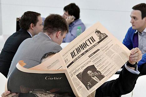 Die Lage der Pressefreiheit in Russland hat sich verschlechtert.  Die Experten verknüpfen den negativen Trend mit der Rückkehr Wladimir Putins ins Präsidentenamt. Foto: PhotoXPress
