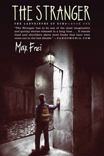 """The cover of """"The Stranger"""" by Max Frei"""