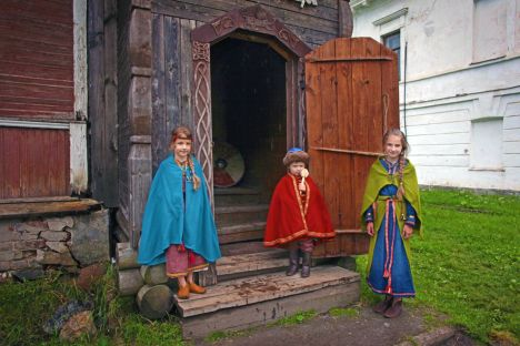 A remarkable museum of the Russian North, which has been operating for the past 10 years on the territory of the Belozersk kremlin.Source: Ricardo Marquina Montañana / RBTH
