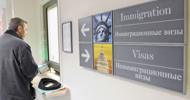 The new visa regime between Russia and the United States will make it easier for Americans and Russians to travel their countries. Source: ITAR-TASS