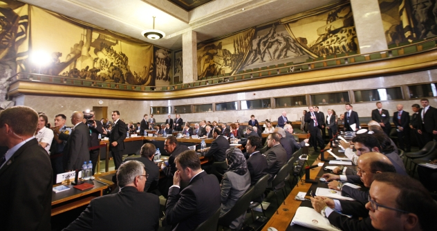 An international conference on ways to settle the situation in Syria was held in Geneva on June 29. Source: Reuters / Vostock Photo