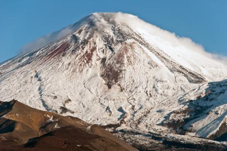Avachinskaya Sopka, Kamchatka Territory. Source: Lori / Legion Media