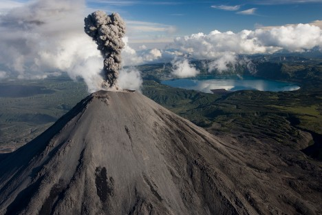 The Karymsky volcano, Kamchatka Territory. Source: Lori / Legion Media