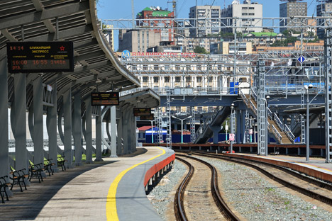 Vladivostok is the main gateway for Chinese companies to the Russian Far East.