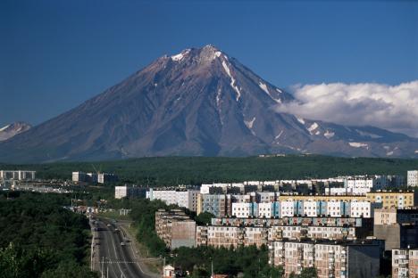 Koryakskaya Sopka, Kamchatka Territory. Source: Lori / Legion Media