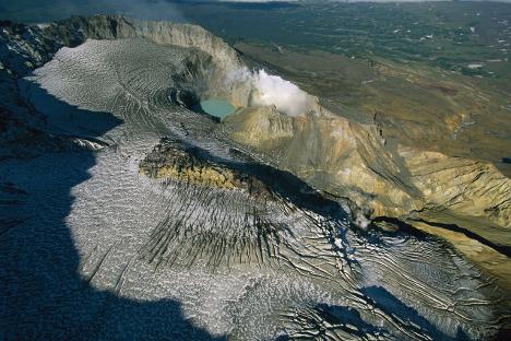 Mutnovsky, Kamchatka Territory. Source: Lori / Legion Media
