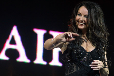 British singer Sarah Brightman is planning to take a Russian Soyuz spacecraft to the International Space Station in 2015. Source: ITAR-TASS