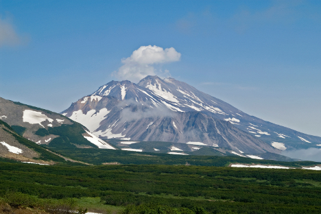 Zhupanovsky, Kamchatka Territory. Source: Lori / Legion Media