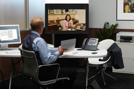 Russian web-conferencing market is very promising, by most accounts, and it has the potential to grow up to $5 million before 2014. Source: Press Photo.