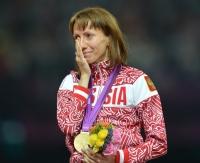 Russian gold at London Olympics