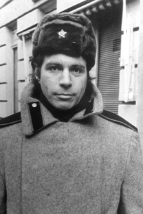 George Feifer played a Red Army soldier in a movie based on his novel. Archive Photo