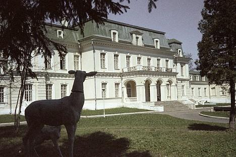 Voronovo sanatorium, 23 miles off the Moscow Ring Road. Source: RIA Novosti