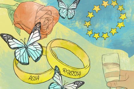 Drawing by Natalya Mikhaylenko
