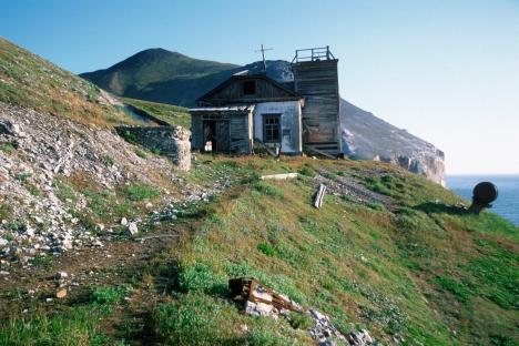 Cape Dezhnev, Chukotka Peninsula. Source: Lori / Legion Media