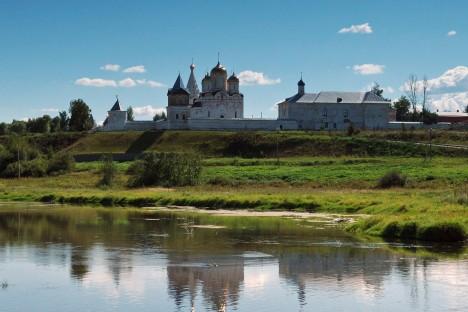 Mozhaysk, Moscow Region. Source: Lori / Legion Media