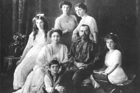 The Romanov tsar family. Source: Lori / Legion media