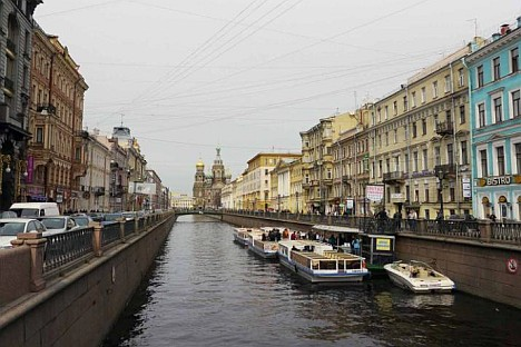St. Petersburg. Source: Mathew G.Crisci