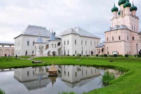 Rostov the Great celebrates its 1150 anniversary