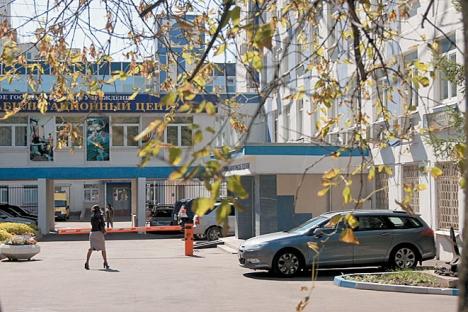 Roszdrav rehabilitation center agreed to treat Alina.