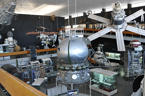 Russia's State Museum of the History of Cosmonautics in the Kaluga Region retraces the history of astronautics from its early days to modern times. Source: Press Photo