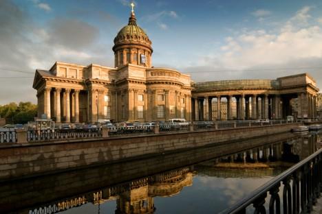 St. Petersburg. Source: Lori / Legion Media