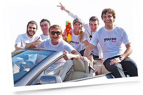 YouDo, a start-up from Moscow, was also among the participants of  Moscow Start-up Mixer. Pictured: YouDo staff. Source: Press Photo
