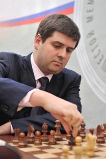 Peter Svidler. Source: RIA Novosti / Ramil Sitdikov