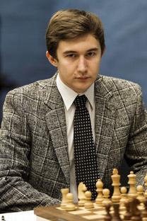 Sergey Karyakin. Source: ITAR-TASS