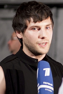 Alexey Sorokin. Source: Xenia Grubstein