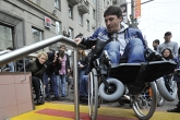 Disabled in Moscow: Access denied