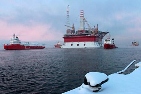 The Arctic Shelf. Source: AP
