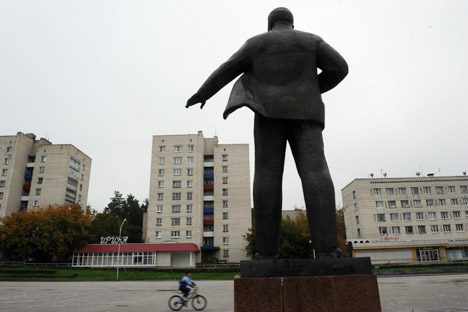 Zarechny, located in the Penza Region, is the most illustrative example of how to turn a gloomy Soviet legacy into a source of regional pride. Source: RIA Novosti / Vladmir Vyatkin