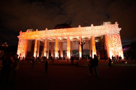 "The ""Circle of Light"" festival recently took place in Moscow. Source: Elena Pochetova"