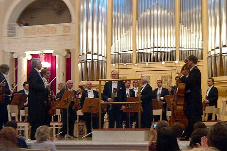 St. Petersburg Symphony. Source: Mathew G. Crisci