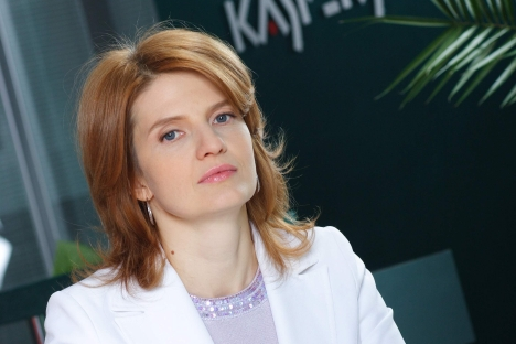 Natalya Kaspersky, former wife of Kaspersky Lab founder, Eugene Kaspersky, is expected to be elected to the board of directors of G Data, the German antivirus producer. Source: Kommersant