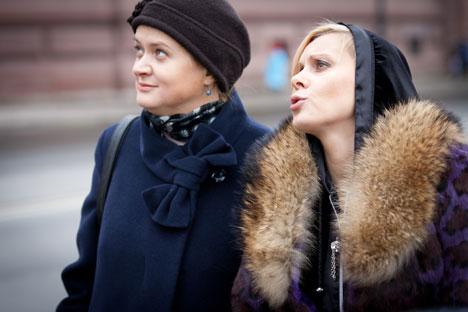 Kokoko by Avdotia Smirnova 2012 (90min, Drama/Comedy). Source: Press Photo.