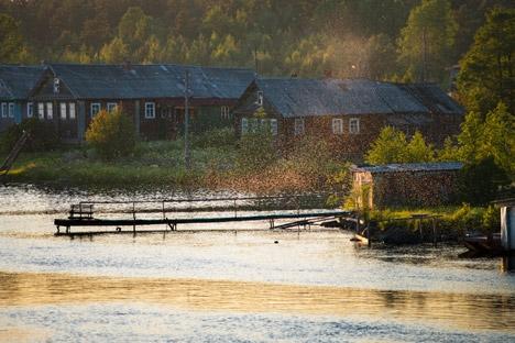 A Russian village. Source: Lori / Legion Media