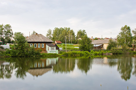 Agritourism pioneers in Russia. Pictured: A village in the Perm Territory, Russia. Source: Lori / Legion Media