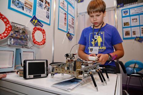 The Seventh All-Russia Science Festival. Source: Ruslan Sukhushin / Press Photo