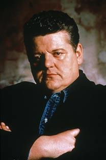 Scottish actor Robbie Coltrane plays in former KGB agent Valentin Zhukovsky. Source: AFP / East-News