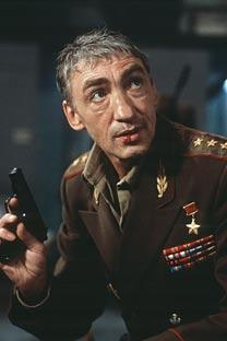 German actor Gottfried John starring General Arkady Ourumov. Source: AFP / East-News